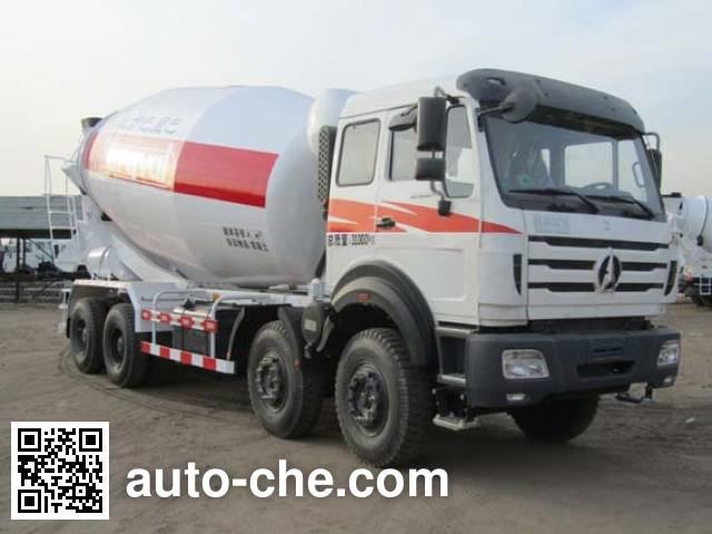 NHI BZ5313GJBNA4 concrete mixer truck