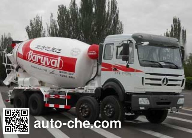 NHI BZ5318GJB37NA4 concrete mixer truck