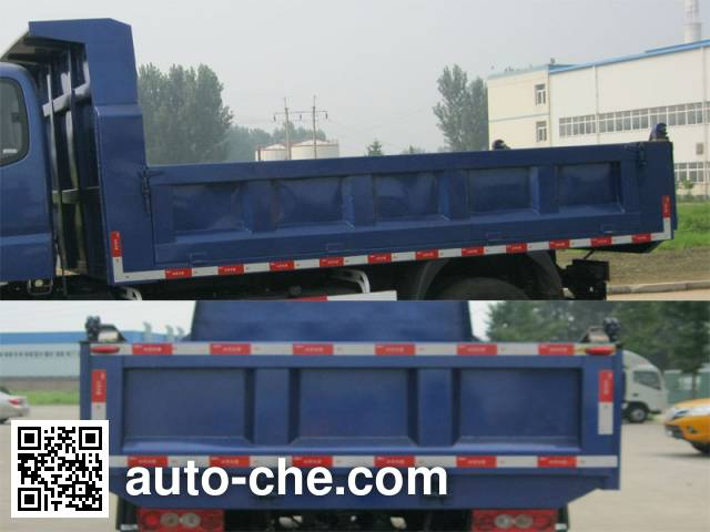 Beizhongdian BZD3046BJVF-4 dump truck