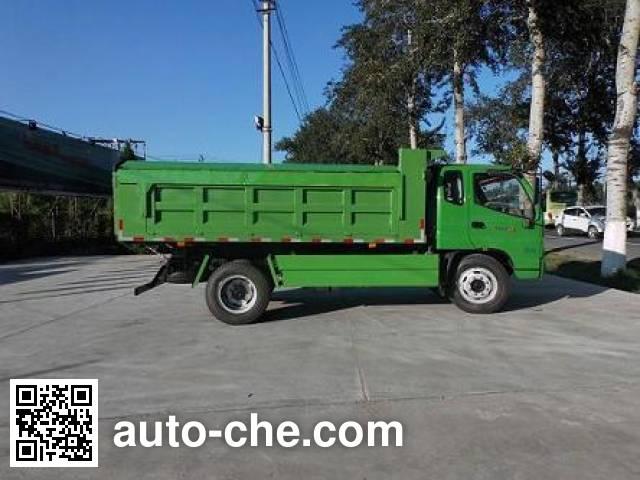 Beizhongdian BZD3110BJKMS dump truck