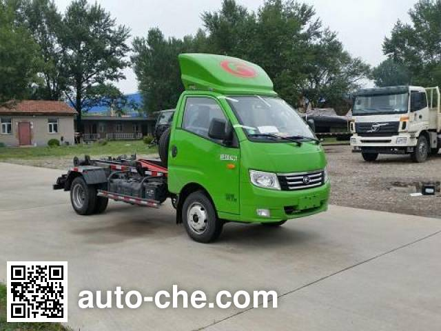 Beizhongdian BZD5030ZXX-A1 detachable body garbage truck