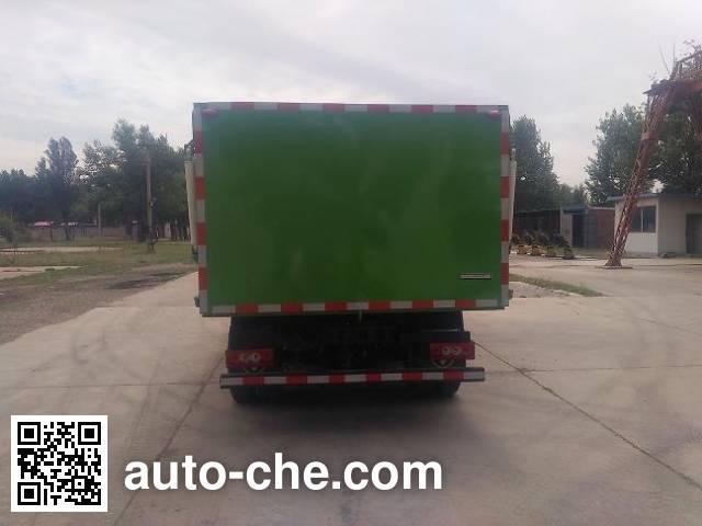Beizhongdian BZD5040ZZZOL self-loading garbage truck