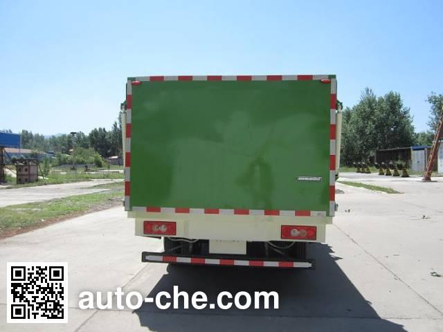 Beizhongdian BZD5041ZZZ-AA self-loading garbage truck