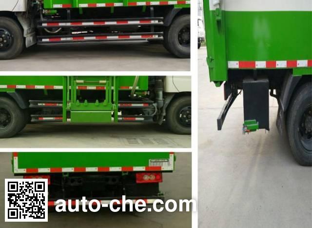 Beizhongdian BZD5049ZZZE5 self-loading garbage truck