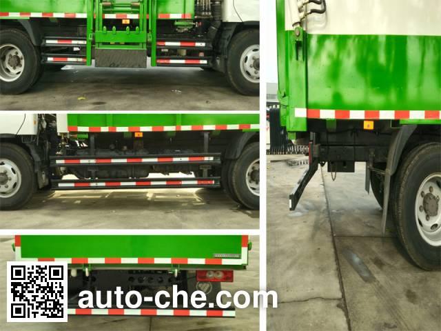 Beizhongdian BZD5080ZZZE9 self-loading garbage truck