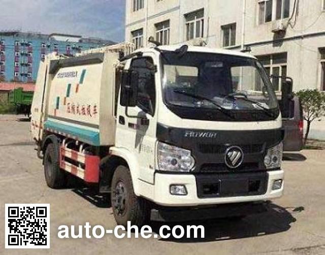 Beizhongdian BZD5086ZYSA2 garbage compactor truck