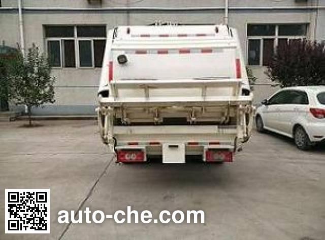 Beizhongdian BZD5089ZYSA3 garbage compactor truck