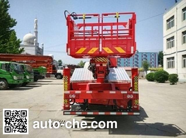 Beizhongdian BZD5100JGK aerial work platform truck