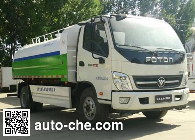 Beizhongdian BZD5148GSS-AD sprinkler machine (water tank truck)