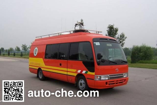 Zaitong BZT5050XXF communications command vehicle
