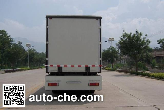 Zaitong BZT5120XWT mobile stage van truck