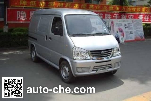 FAW Jiefang CA5020XXYA7 van truck