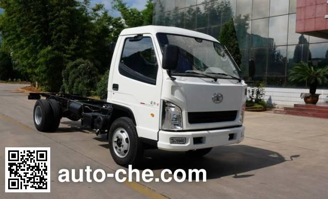FAW Jiefang CA1070K7L3E5 truck chassis