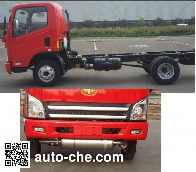 FAW Jiefang CA1085P40K2L2BE5A84 diesel cabover truck chassis