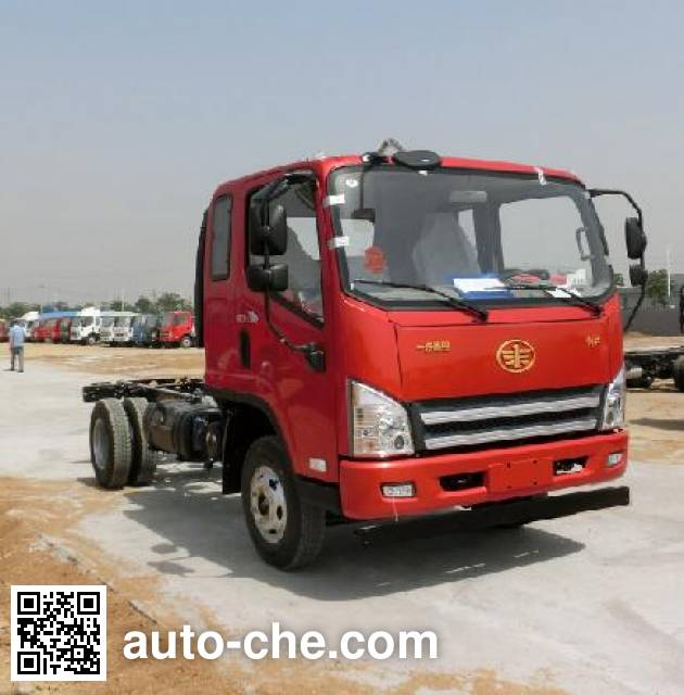 FAW Jiefang CA1083P40K2L1BE5A84 diesel cabover truck chassis