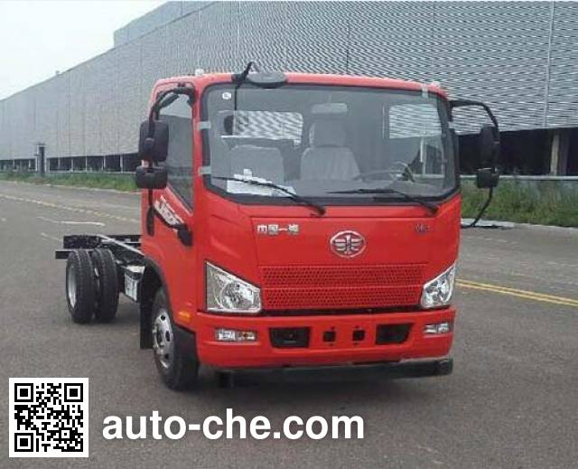 FAW Jiefang CA1087P40K2L2BE4A84 diesel cabover truck chassis