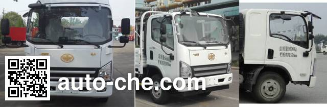 FAW Jiefang CA1105P40K2L2E5A85 diesel cabover cargo truck