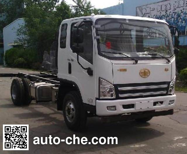 FAW Jiefang CA1091P40K2L2BE5A84 diesel cabover truck chassis