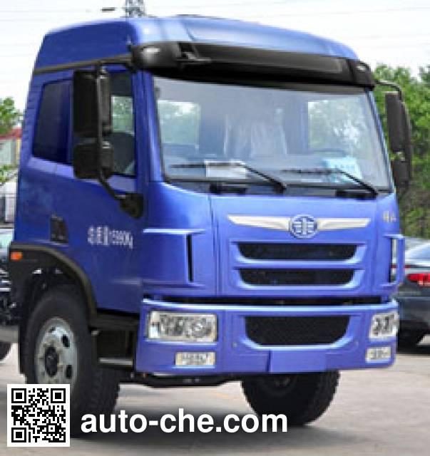 FAW Jiefang CA5148CPYPK2L2E4A80-2 soft top box van truck