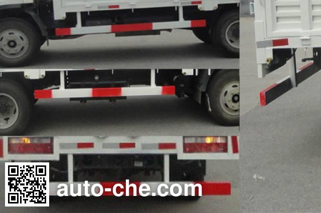 FAW Jiefang CA5125CCYP40K2L2E4A85-1 stake truck
