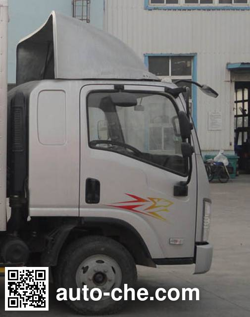FAW Jiefang CA1120P40K2L5BE5A85 diesel cabover truck chassis