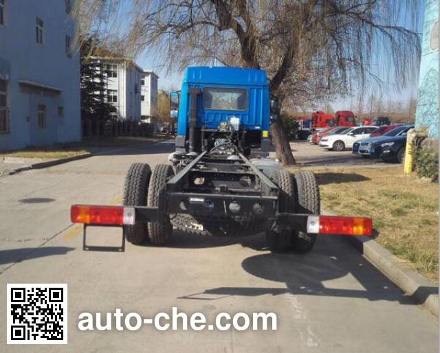 FAW Jiefang CA1167PK2L2BE5A80 diesel cabover truck chassis