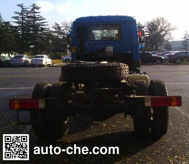 FAW Jiefang CA1181PK2BE5A80 diesel cabover truck chassis