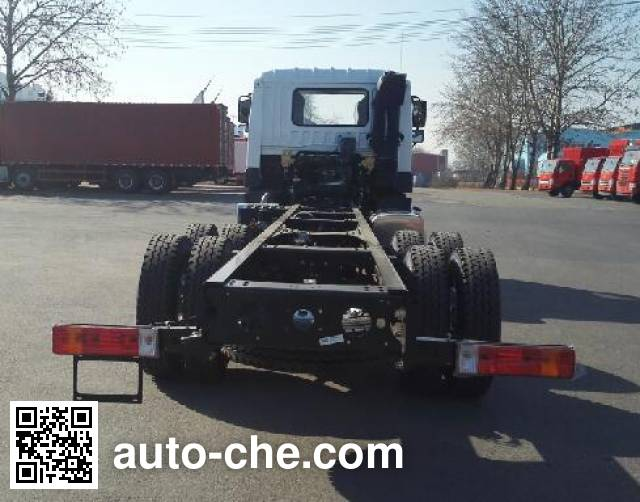 FAW Jiefang CA1250P1K2L7T1BE5A80 diesel cabover truck chassis