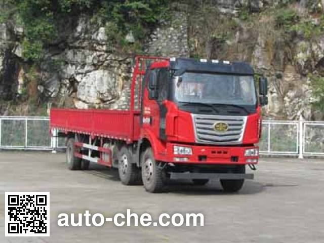 FAW Jiefang CA1250PK2E5L8T3A95 cabover cargo truck