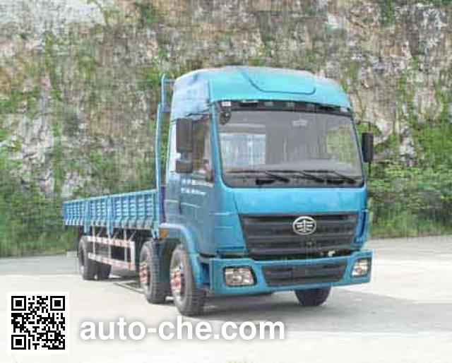 FAW Jiefang CA1252PK2E3L10T3A95 cabover cargo truck