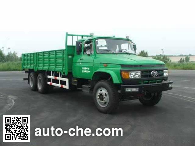 FAW Jiefang CA1257K2R5T1E diesel conventional cargo truck