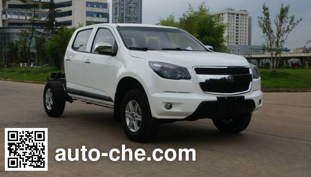 FAW Jiefang CA2031K1RE4 pickup truck chassis