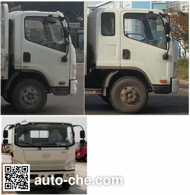 FAW Jiefang CA1045P40K17L2BE5A84 diesel cabover truck chassis