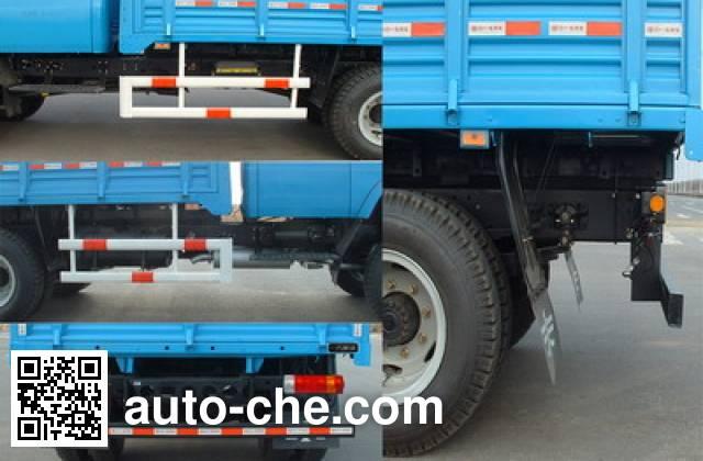 FAW Jiefang CA2090K2T5A70E3 off-road 4x4 cargo truck
