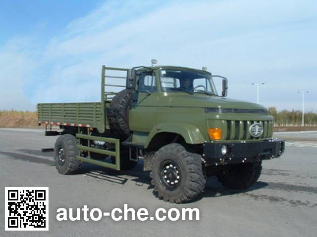 FAW Jiefang CA2121K2T5A70E3 diesel conventional off-road cargo truck