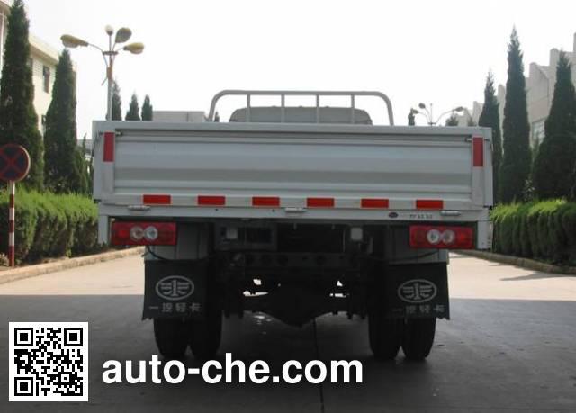 FAW Jiefang CA3030K7L2E4 dump truck