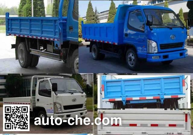 FAW Jiefang CA3040K11L1E5J dump truck
