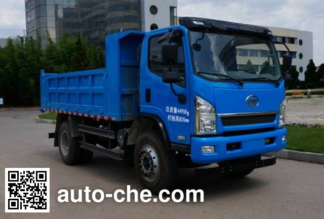 FAW Jiefang CA3040K35L3E5 dump truck
