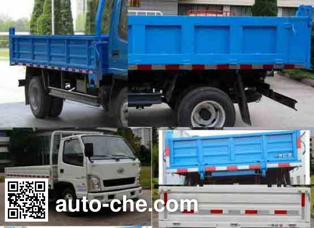 FAW Jiefang CA3040K7L2E5 dump truck