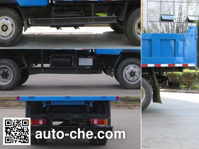 FAW Jiefang CA3040K7L2R5E4 dump truck