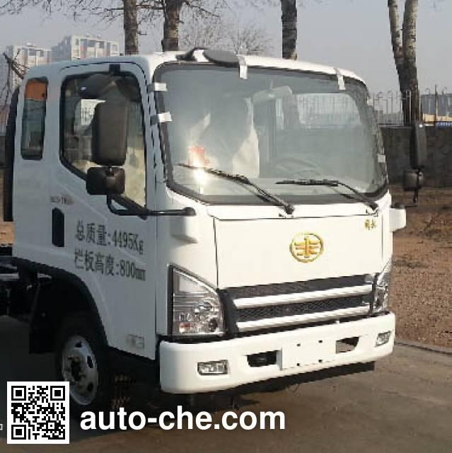 FAW Jiefang CA3042P40K2E4A85 diesel cabover dump truck