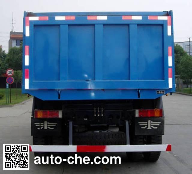 FAW Jiefang CA3120PK1E4A80 diesel cabover dump truck