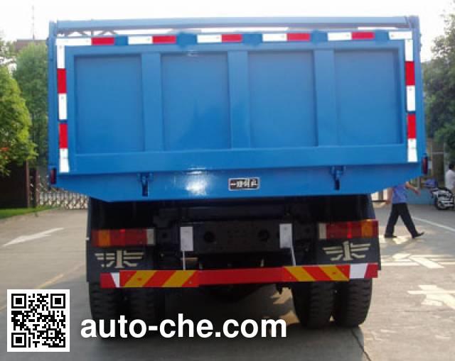 FAW Jiefang CA3252PK2L3T3E4A80 diesel cabover dump truck