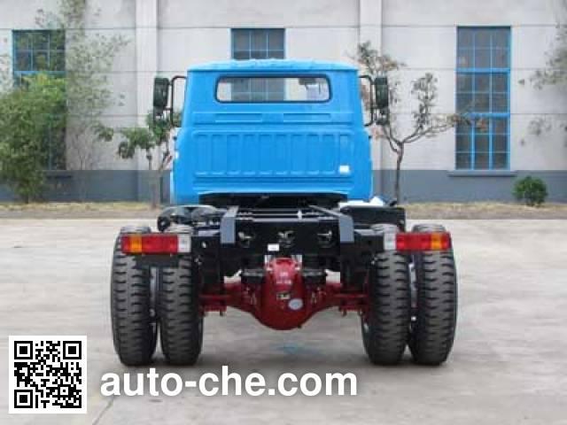 FAW Jiefang CA3161K2E5A95 dump truck chassis