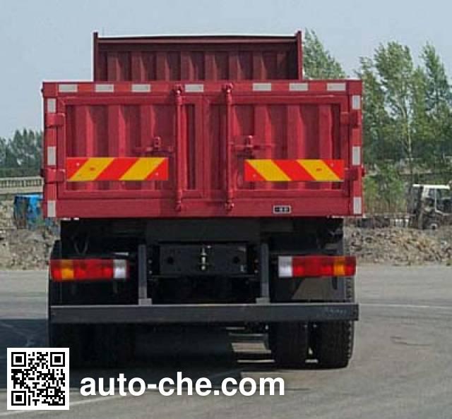 FAW Jiefang CA3208P1K2L2T1NE5A80 natural gas cabover dump truck