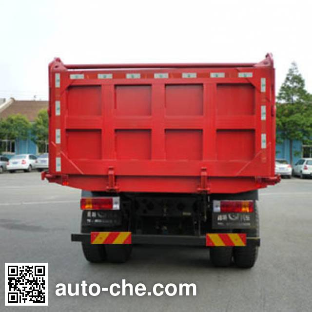 FAW Jiefang CA3251P2K2L3T1E4A80 diesel cabover dump truck