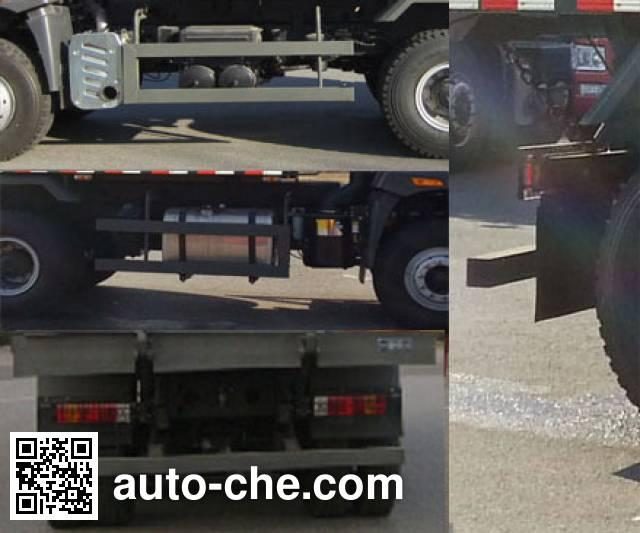 FAW Jiefang CA3251P2K2L4T1E5A80-1 diesel cabover dump truck