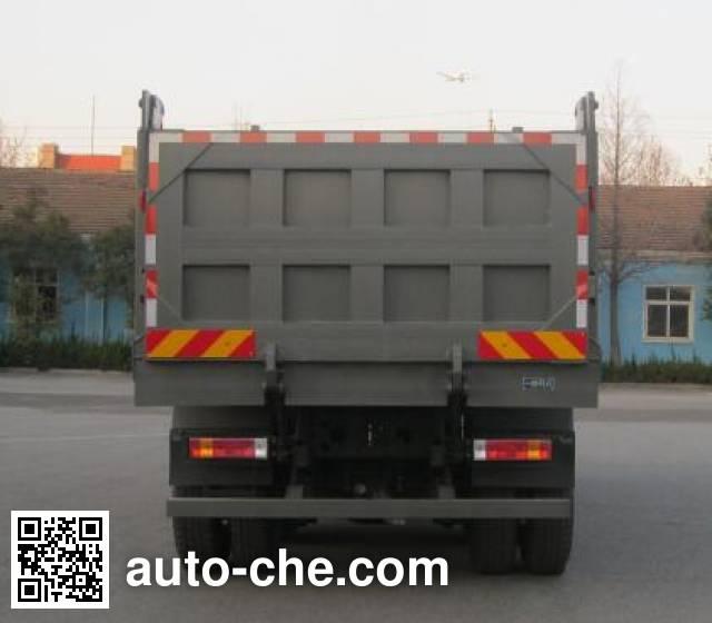 FAW Jiefang CA3251P2K2L4T1E5A80-2 diesel cabover dump truck
