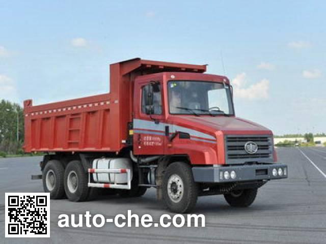 FAW Jiefang CA3252K2T1A1E diesel conventional dump truck