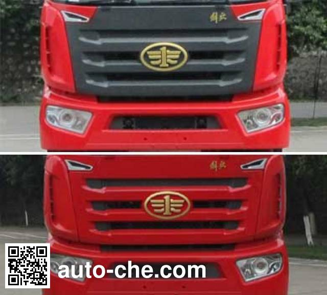 FAW Jiefang CA3250P31K2E4T1A93 dump truck chassis